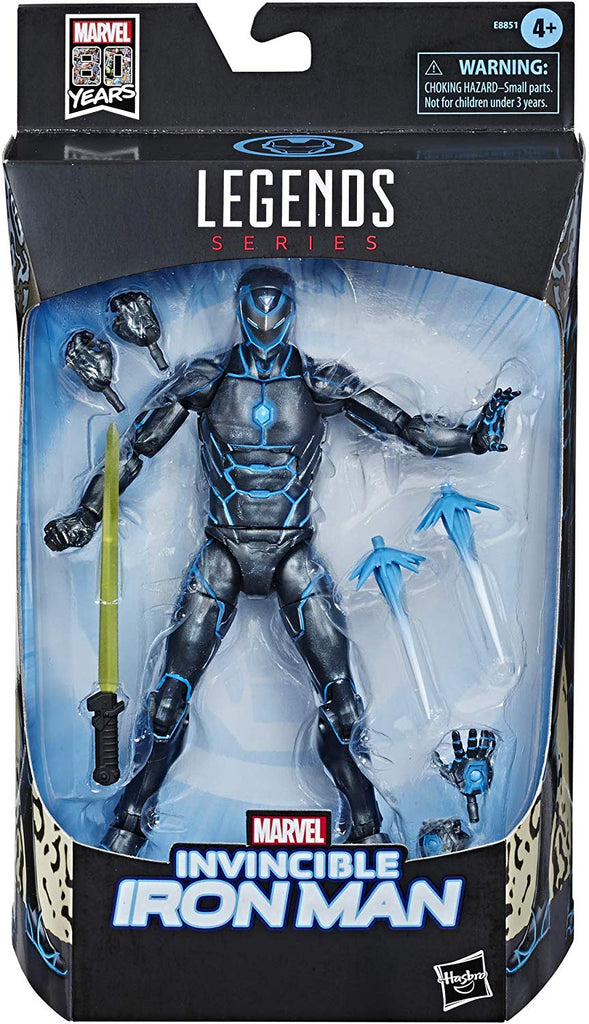 Marvel Legends Invincible Iron Man Action Figure, 6-inch 5010993657865