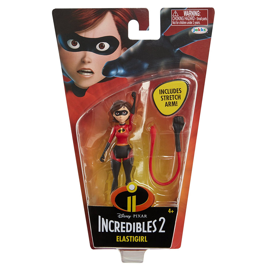 The Incredibles 2 Elastigirl 4 Inch Action Figure 039897747903