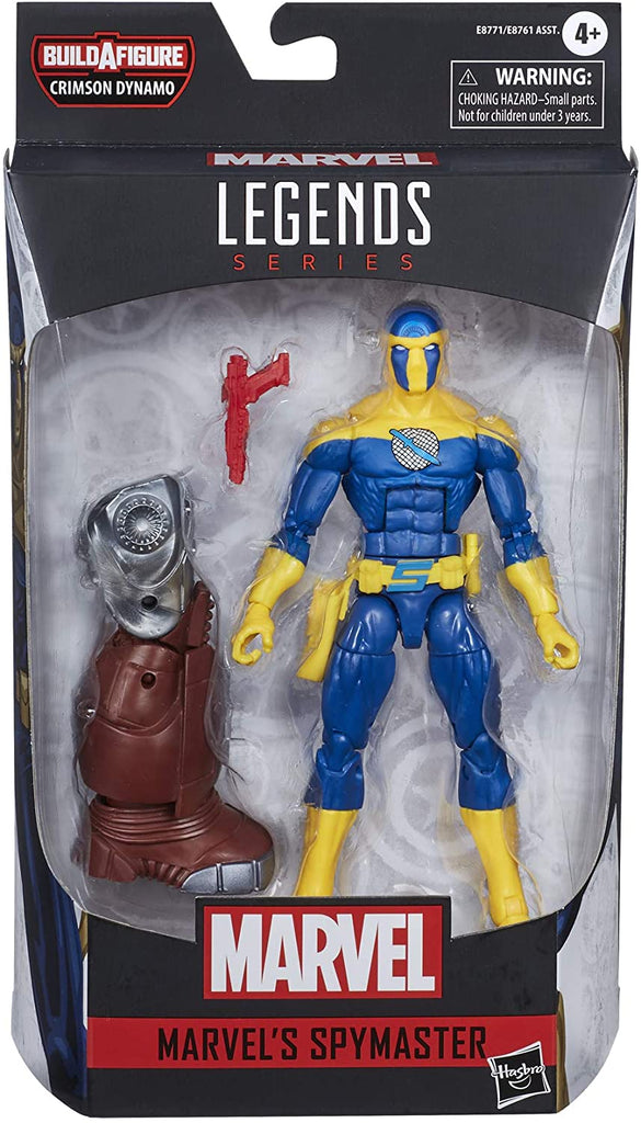 Marvel Legends Spymaster Action Figure, 6-inch 5010993672790