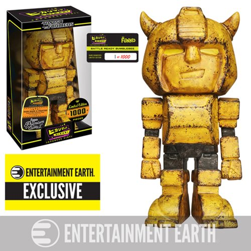 Transformers Battle Ready Bumblebee Hikari Premium EE Exc. Limited Edition 849803046507