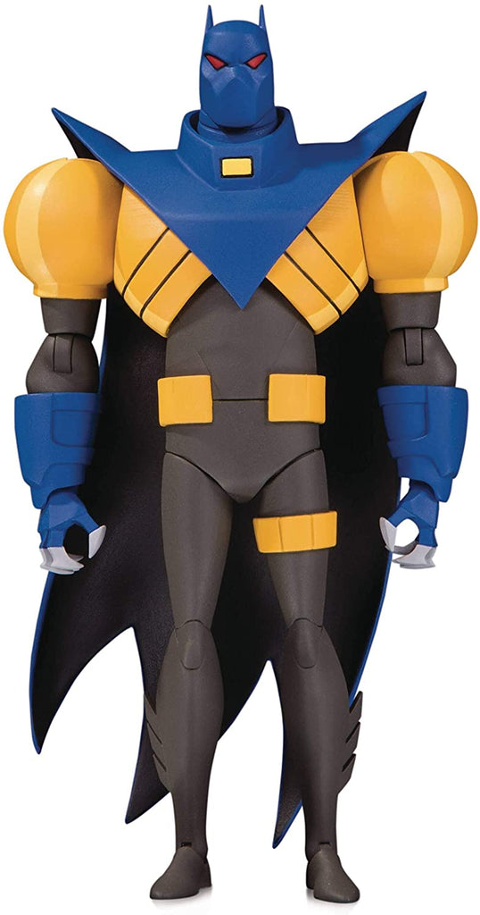 Batman The Adventures Continue - Azrael Action Figure 761941363363