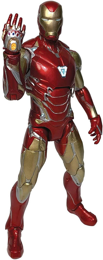 Marvel Select avengers endgame Iron Man MK 85 Action Figure 699788834862