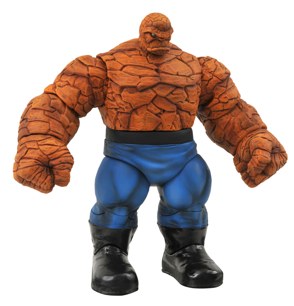 Marvel Select Thing Action Figure 699788107256