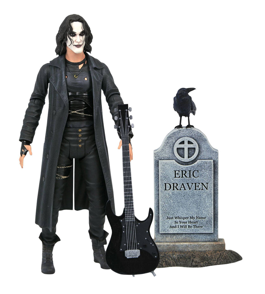 Diamond Select The Crow Eric Draven Action Figure 699788841433