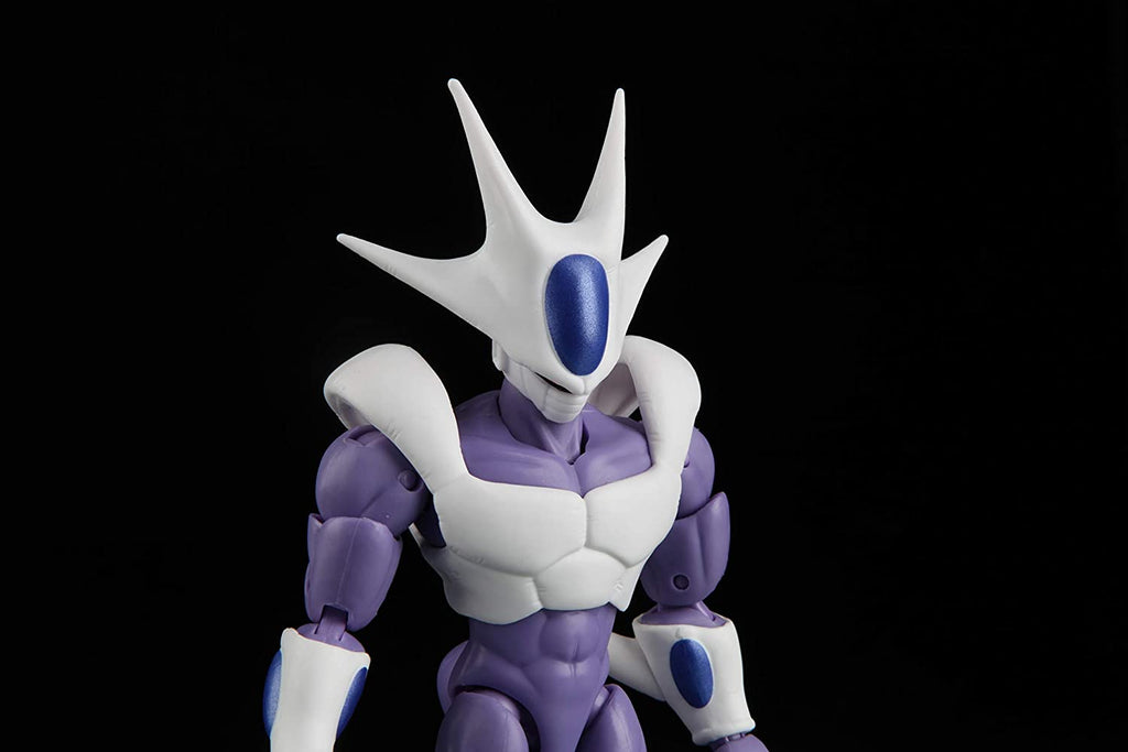 Dragon Ball Stars Cooler Final Form Action Figure 045557367718