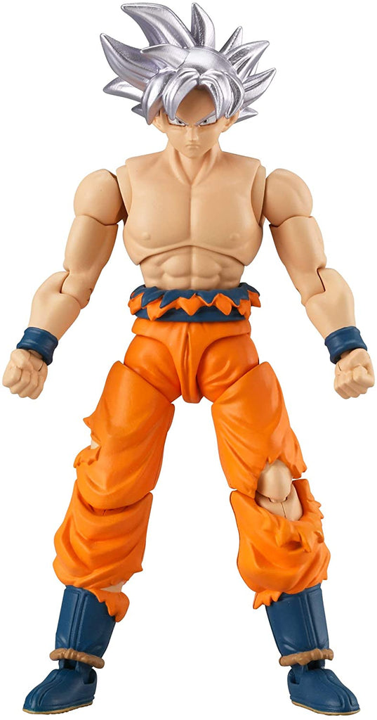 Dragon Ball Super: Evolve - Son Goku Ultra Instinct 5-inch Action Figure 045557362768