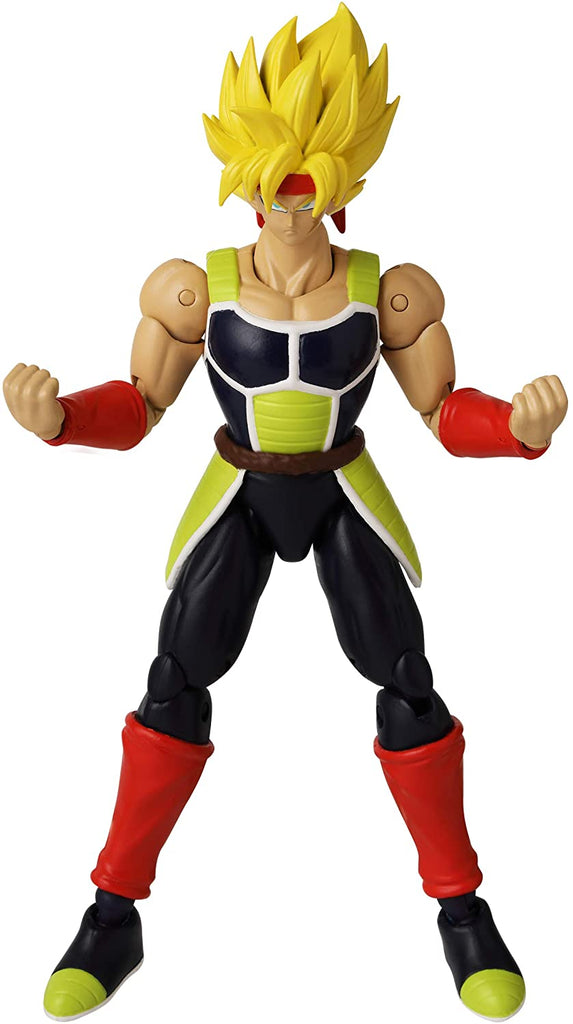 Dragon Ball Stars Super Saiyan Bardock Action Figure 045557367787