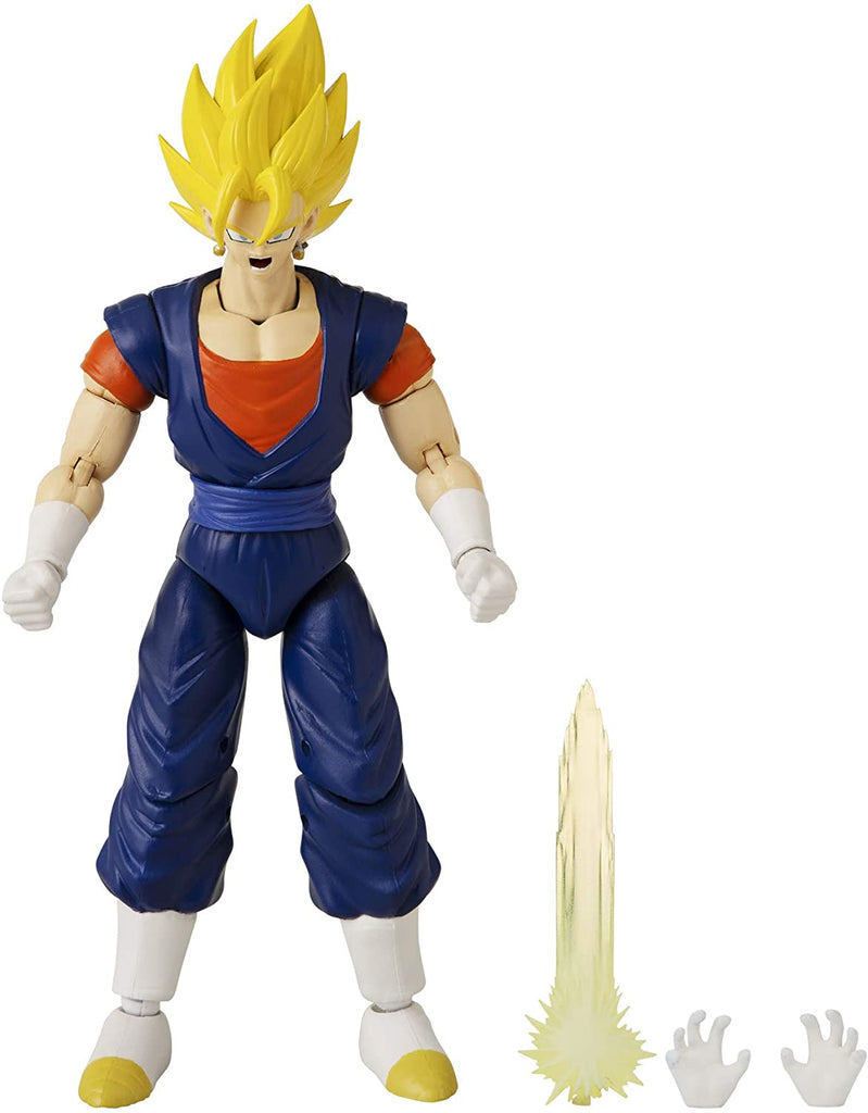 Dragon Ball Stars Super Saiyan Vegito Action Figure 045557367794