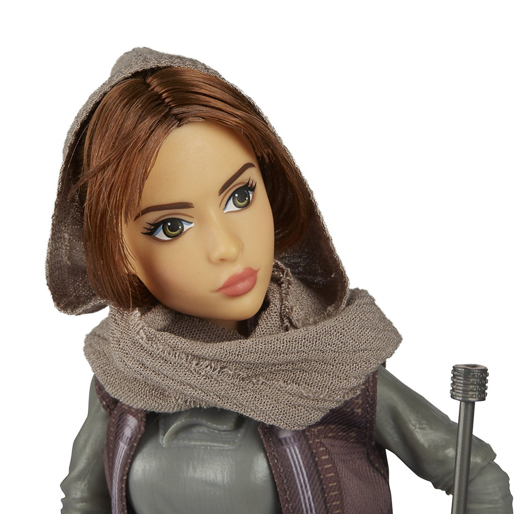 Star Wars Forces of Destiny Jyn Erso