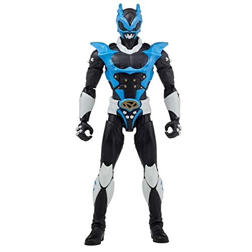 "Power Rangers in Space Psycho Blue Ranger 6.5"" Legacy Action Figure 045557403461"