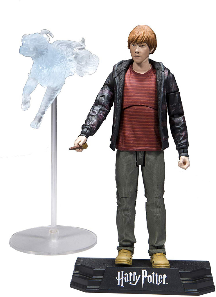 Harry Potter: Ron Weasley 7-Inch Action Figure 787926133028