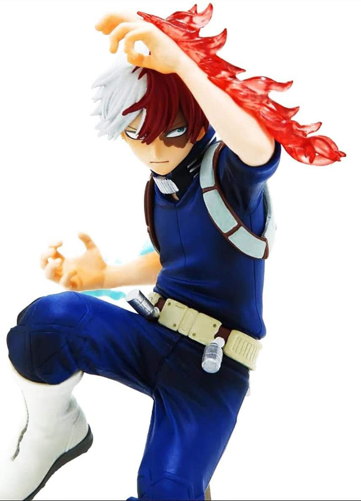 My Hero Academia The Amazing Heroes Shoto Todoroki Statue 819996102267