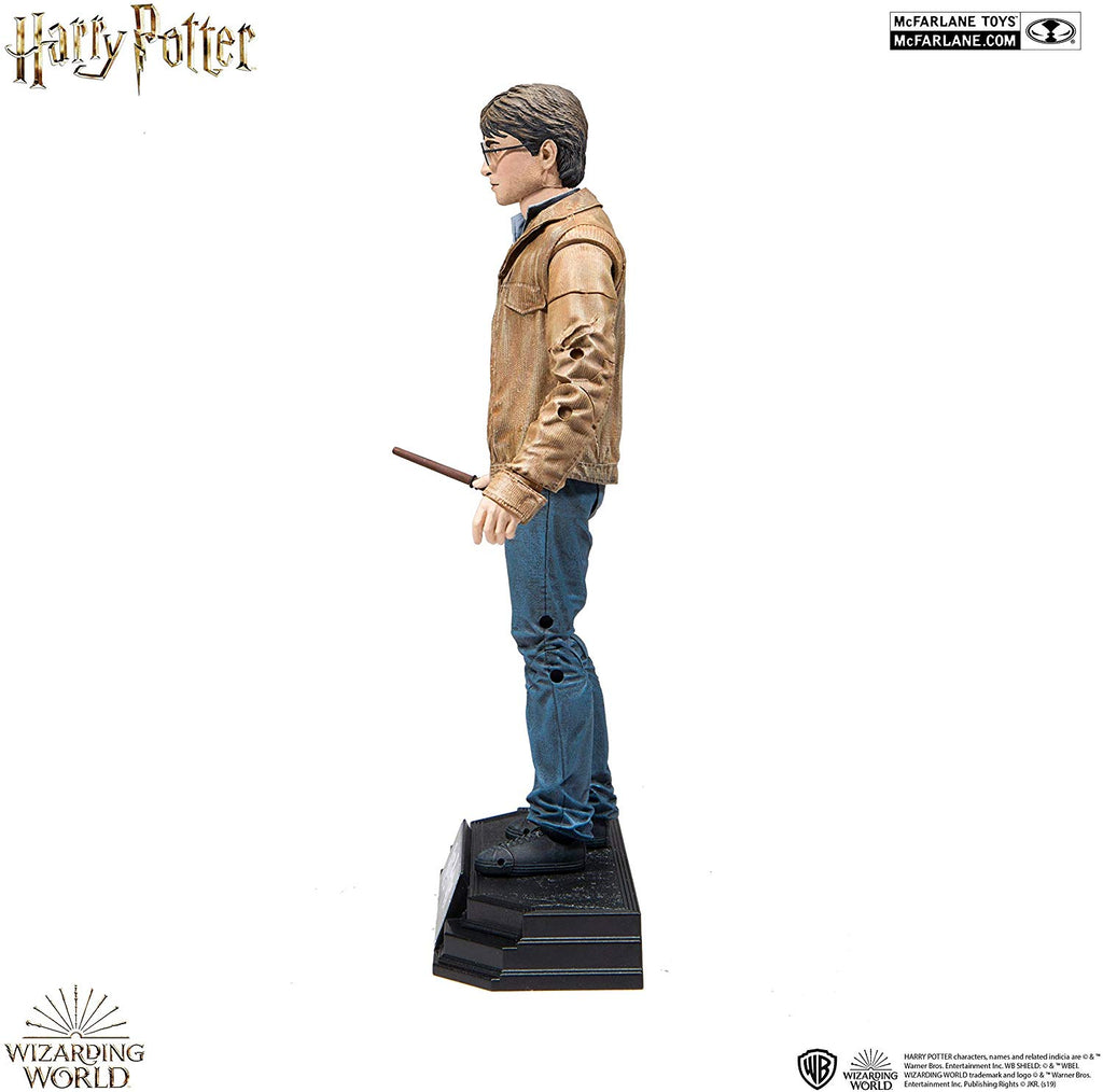 Harry Potter: Harry Potter 7-Inch Action Figure 787926133011