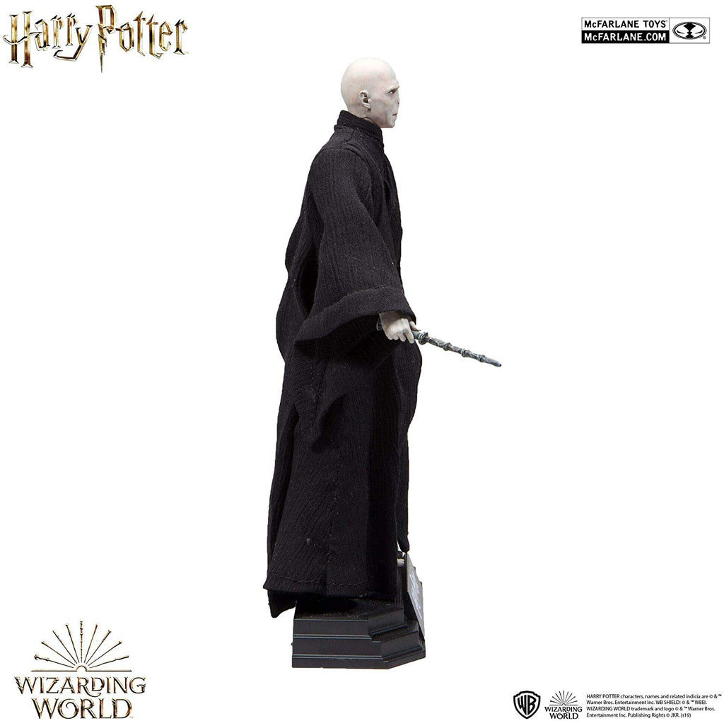 Harry Potter: Lord Voldemort 7-Inch Action Figure 787926133042