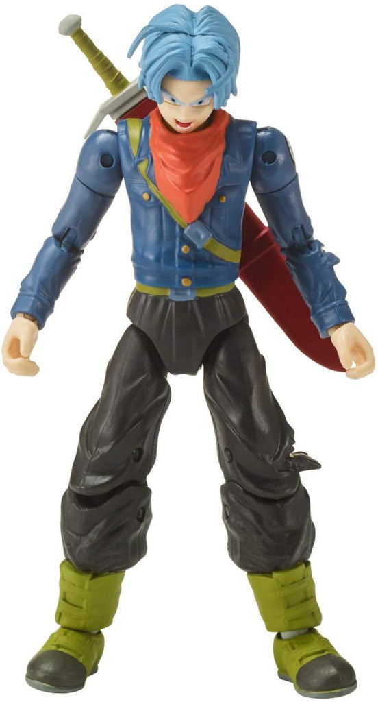 Dragon Ball Stars Future Trunks Action Figure 045557359973