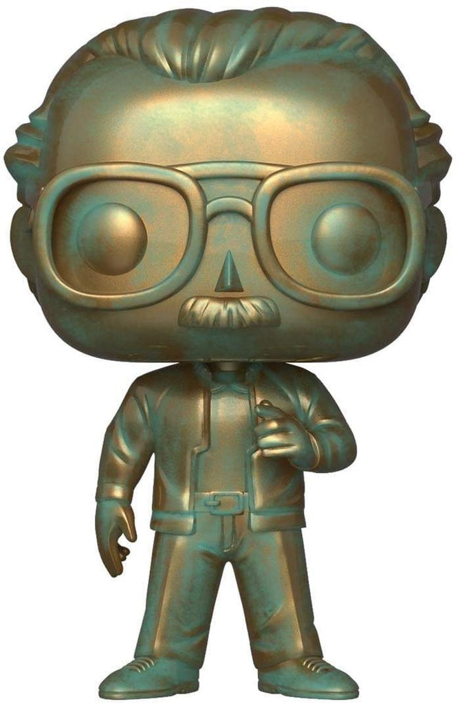 Funko POP! Icons: Stan Lee (Patina) 889698407441
