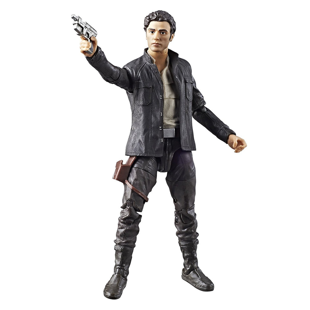 "Star Wars Episode 8 Black Series 6"" Captain Poe Dameron Action Figure"
