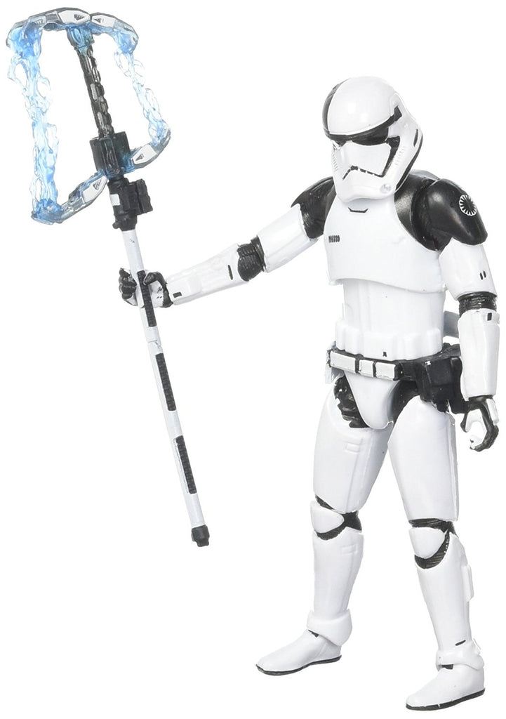 Star Wars Black Series First Order Stormtrooper Executioner (The Last Jedi) Action Figure 3.75 Inches 630509603961