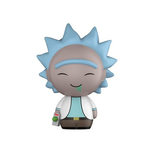 Funko Dorbz: Rick and Morty Rick Collectible Figure 889698299398