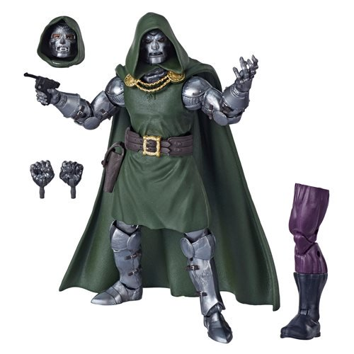 Marvel Legends Fantastic Four - Doctor Doom Action Figure, 6 Inch