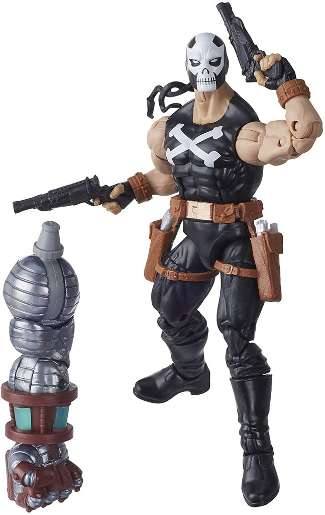Marvel Legends Crossbones Action Figure, 6-inch 501099367276