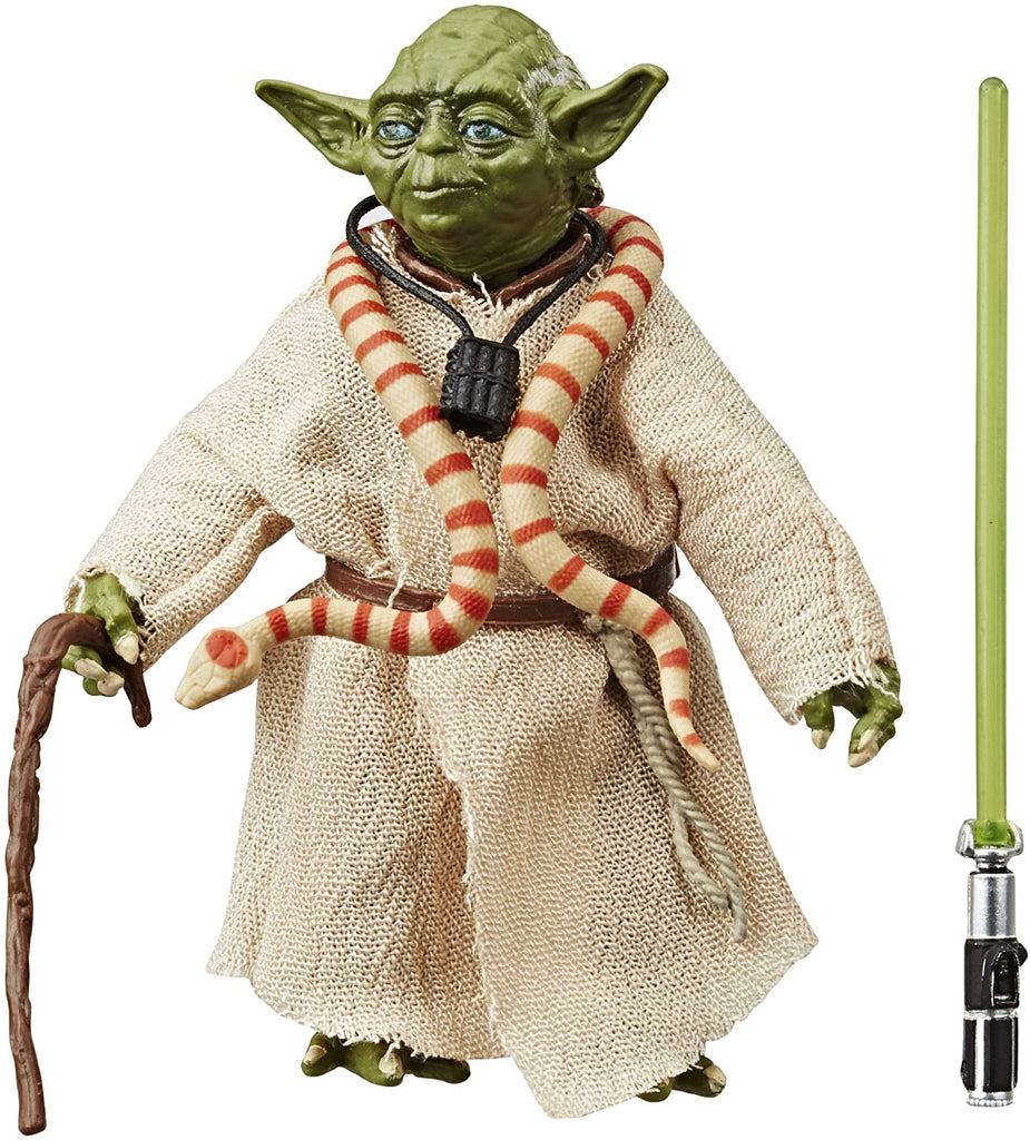 "Star Wars The Black Series Yoda 6"" Scale The Empire Strikes Back 40TH Anniversary Collectible Figure  5010993660568"