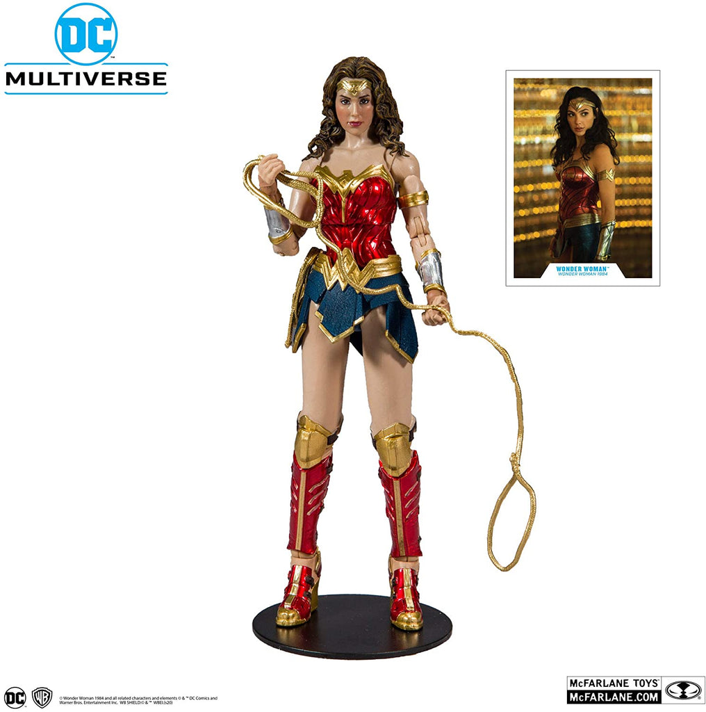 DC Multiverse Wonder Woman 1984: Wonder Woman 7-Inch Action Figure 787926151220