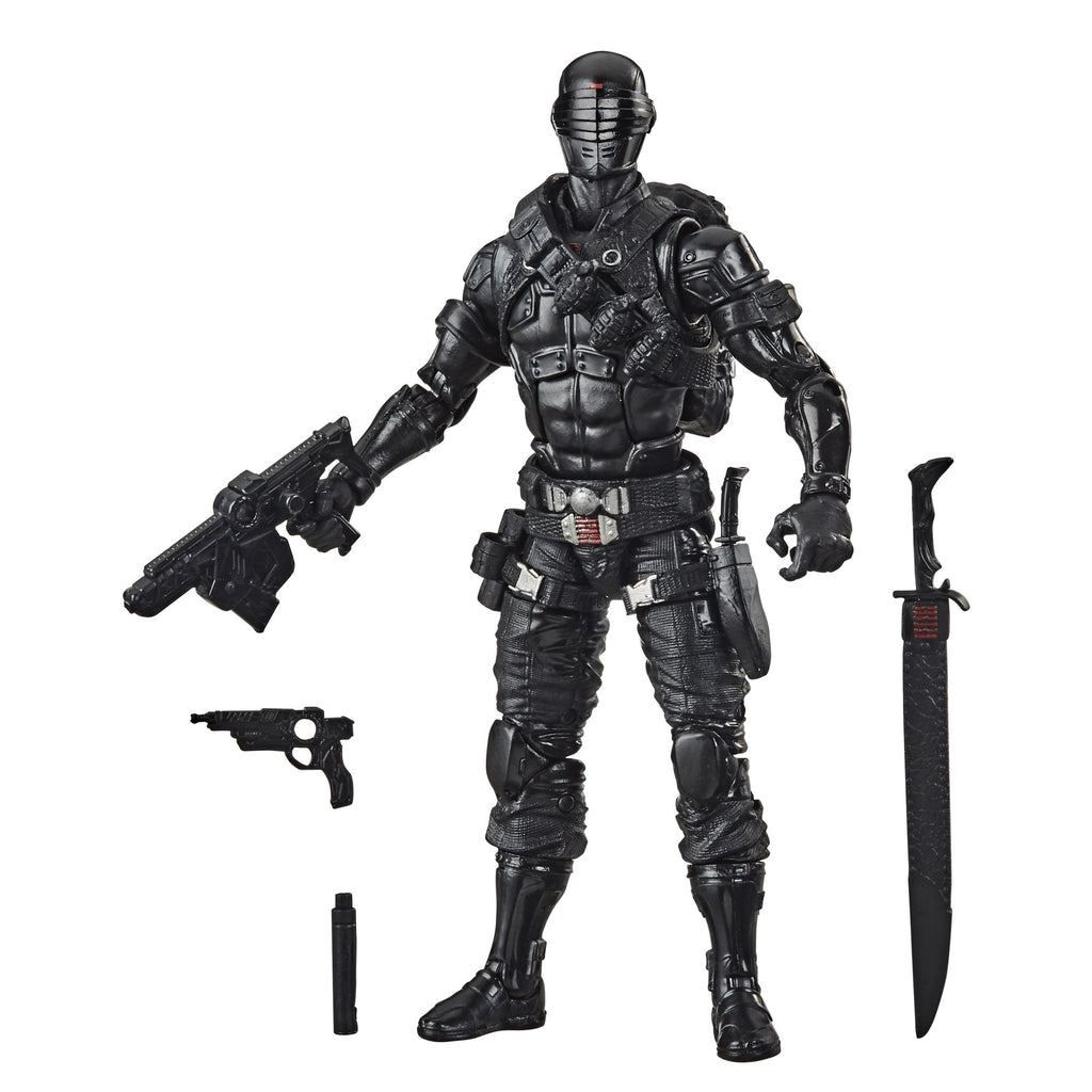 G.I. Joe Classified Series Snake Eyes 6-Inch Action Figures 5010993662395