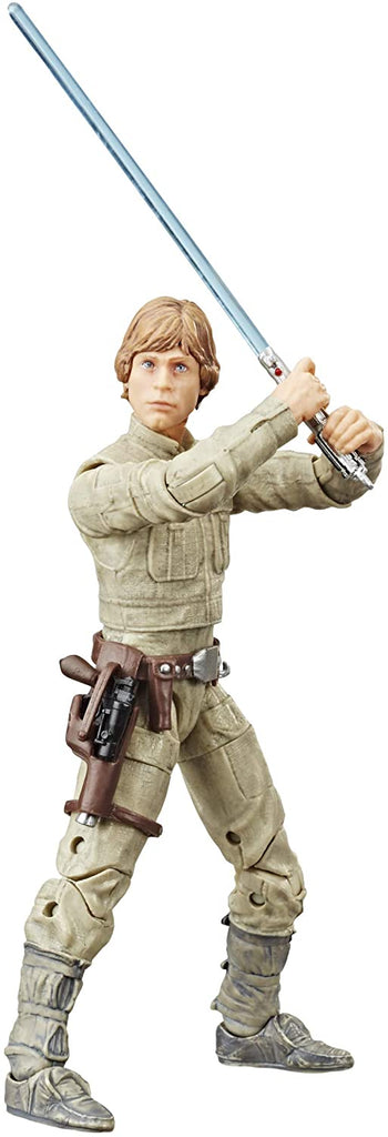 Star Wars The Black Series Luke Skywalker (Bespin) 6-inch Scale The Empire Strikes Back 40TH Anniversary Collectible Figure 5010993660551