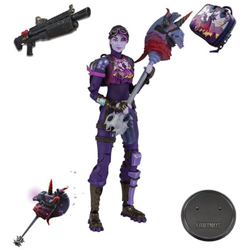 Fortnite Series 1 Dark Bomber 7-Inch Action Figure 787926106114
