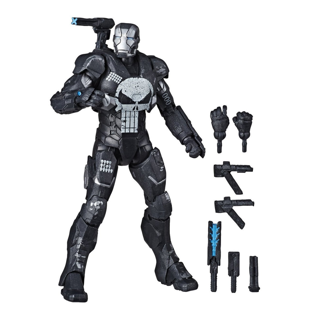 Marvel Legends The Punisher in War Machine Armor Action Figure, 6-inch 5010993657841