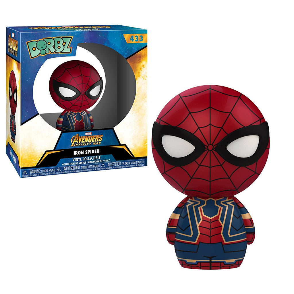 Funko Dorbz: Avengers Infinity War-Iron Spider Collectible Figure