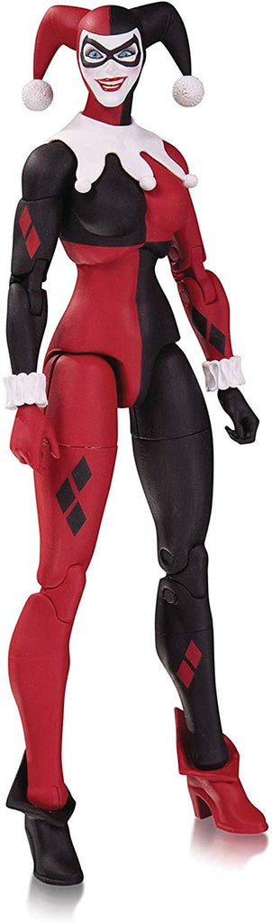 DC Essentials: Harley Quinn Action Figure 761941355450