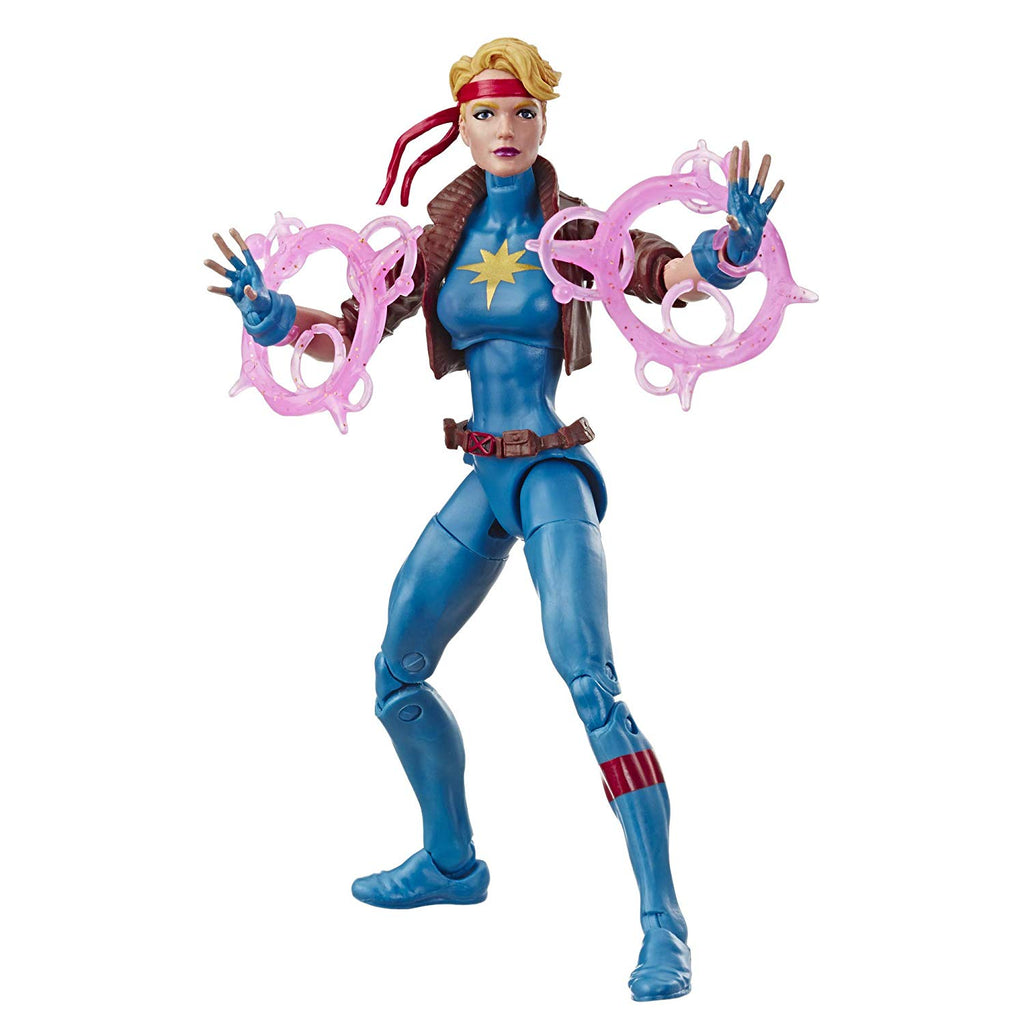 "X-Men Retro Marvel Legends Dazzler 6"" Action Figure 630509825752"