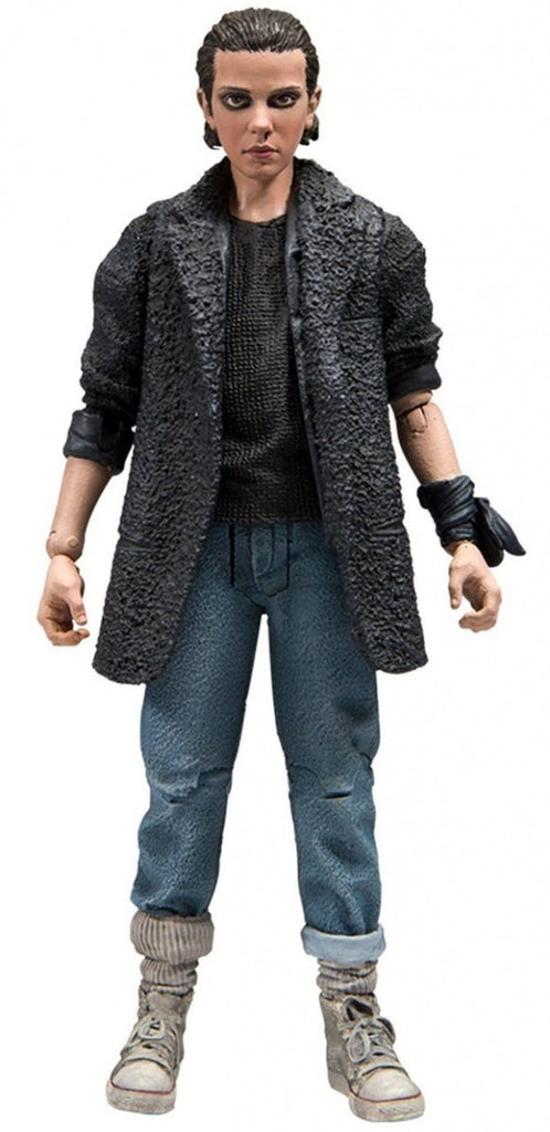 Stranger Things Eleven (Punk) 7-Inch Action Figure 787926130300