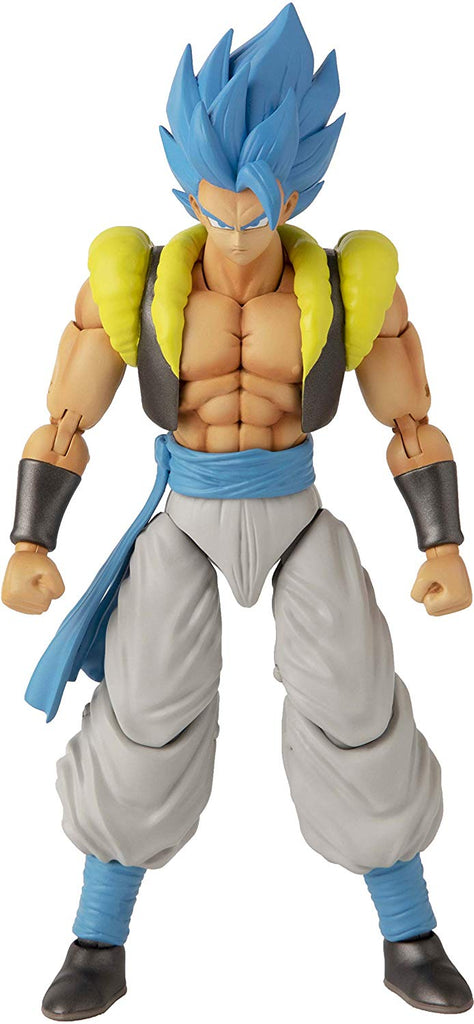 Dragon Ball Stars Super Saiyan Blue Gogeta Action Figure 045557361877
