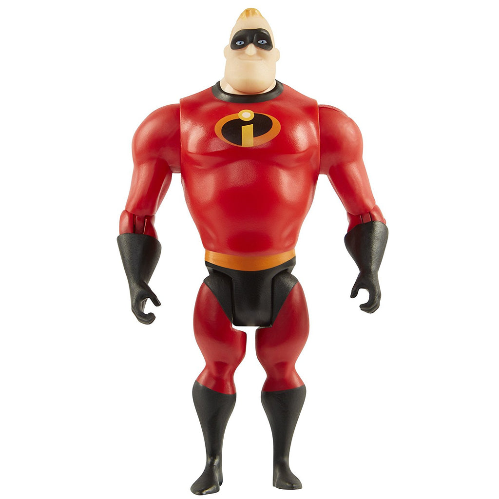 The Incredibles 2 Mr Incredible 4 Inch Action Figure 039897748009