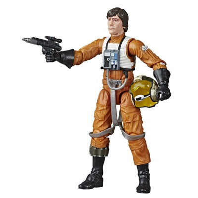 "Star Wars: A New Hope Black Series 6"" Wedge Antilles 630509876556"