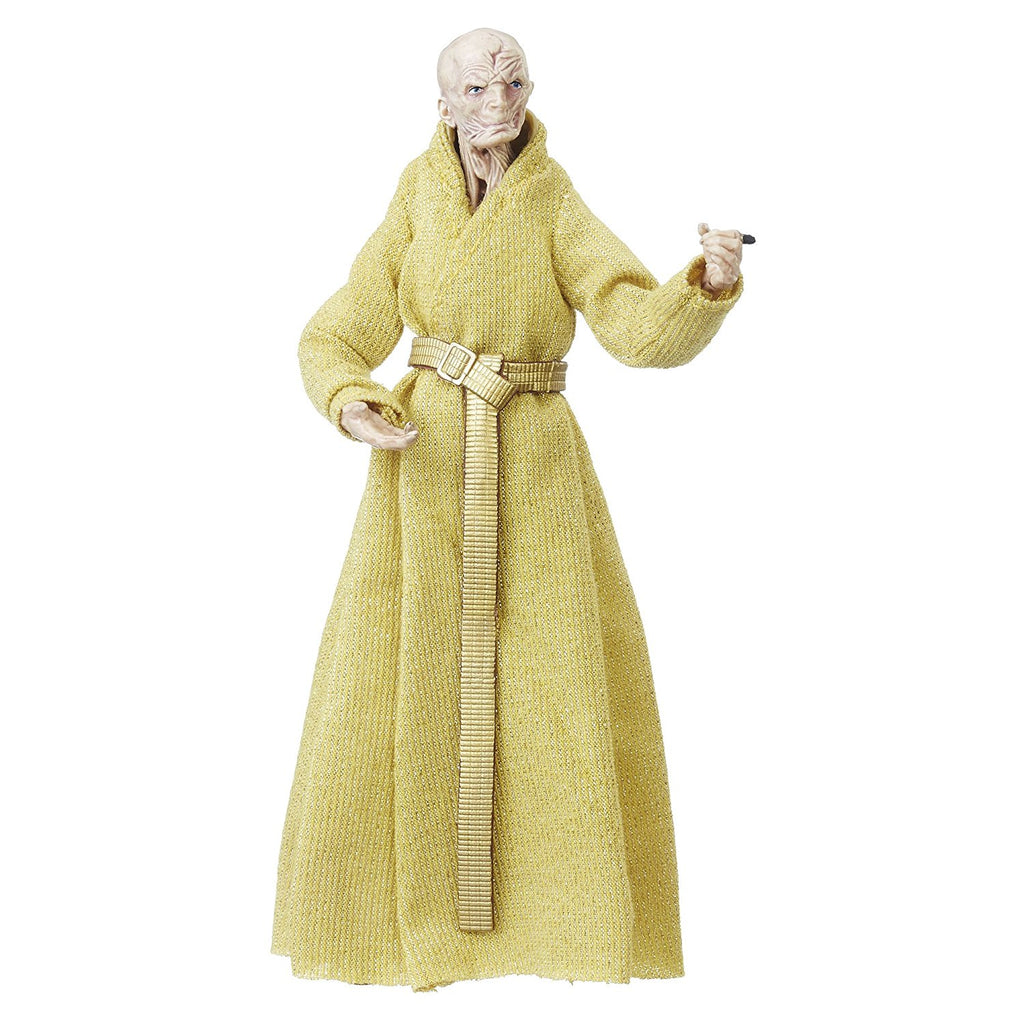 "Star Wars: The Last Jedi Black Series 6"" Supreme Leader Snoke"