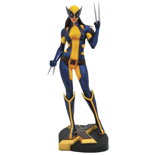 Marvel Gallery X-23 as Wolverine Statue 699788816912