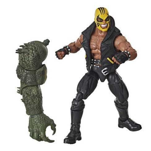 Marvel Legends Rage Action Figure, 6 Inch 5010993705566