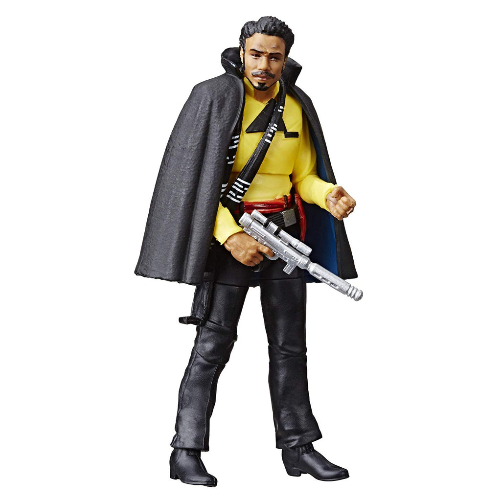 Star Wars The Vintage Collection Lando Calrissian (Solo) Figure 3.75 Inches 630509790050