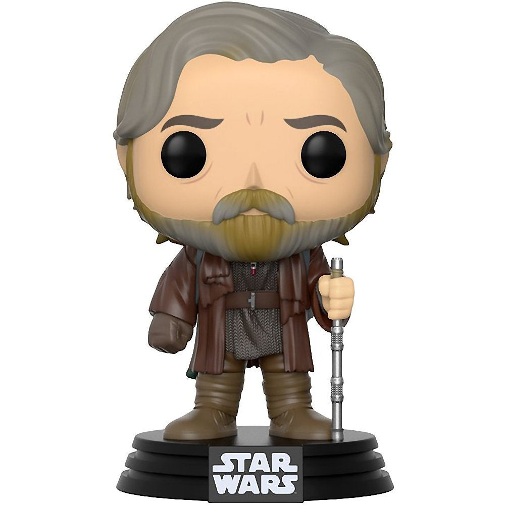Funko Pop 193 Luke Skywalker figure