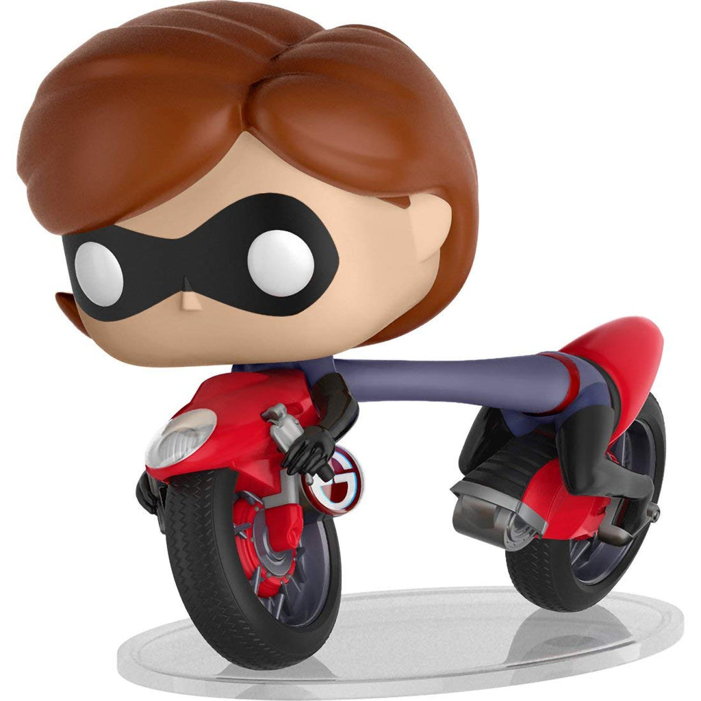 Incredibles 2 Elastigirl on Elasticycle Pop! Vinyl Vehicle