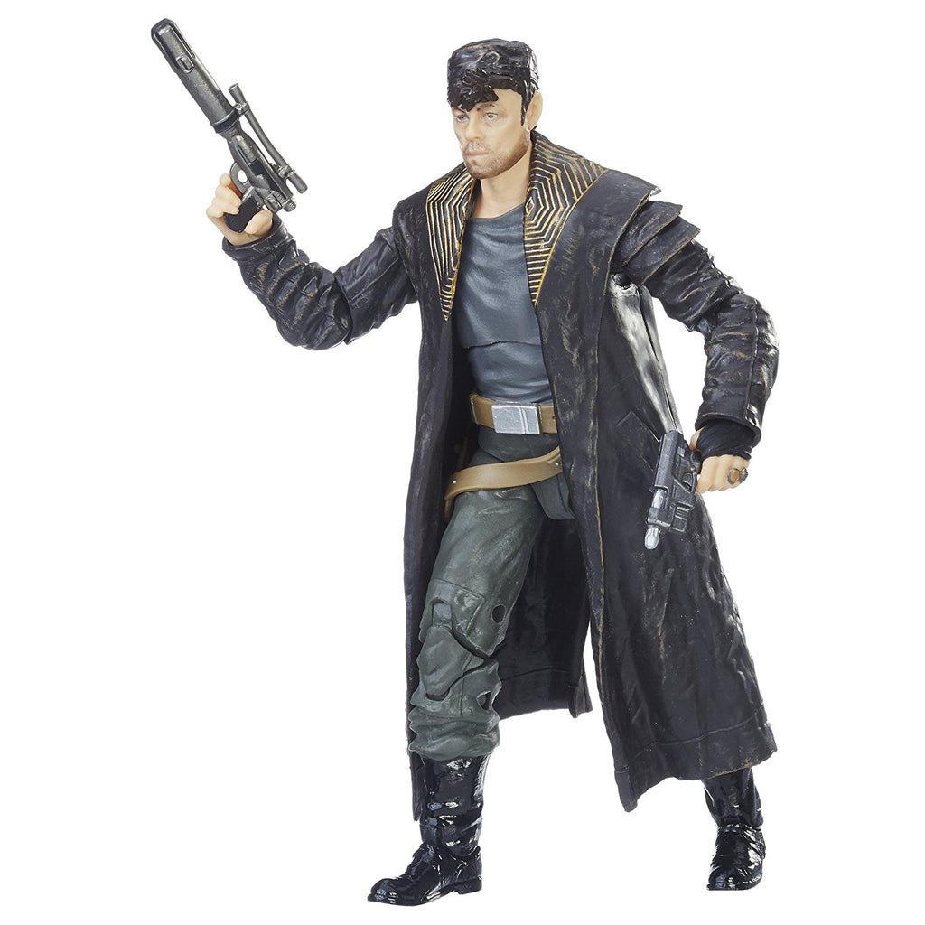 "Star Wars: The Last Jedi Black Series 6"" DJ Canto Bight Action Figure"
