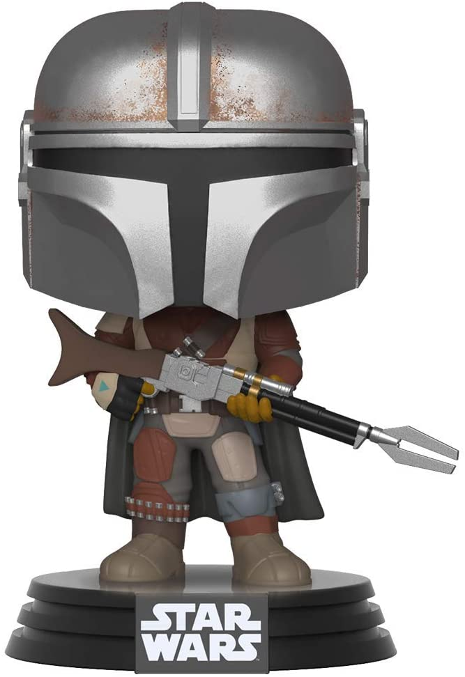 Funko POP! Star Wars: The Mandalorian - Din Dajrin - Collectible Figure 889698420624