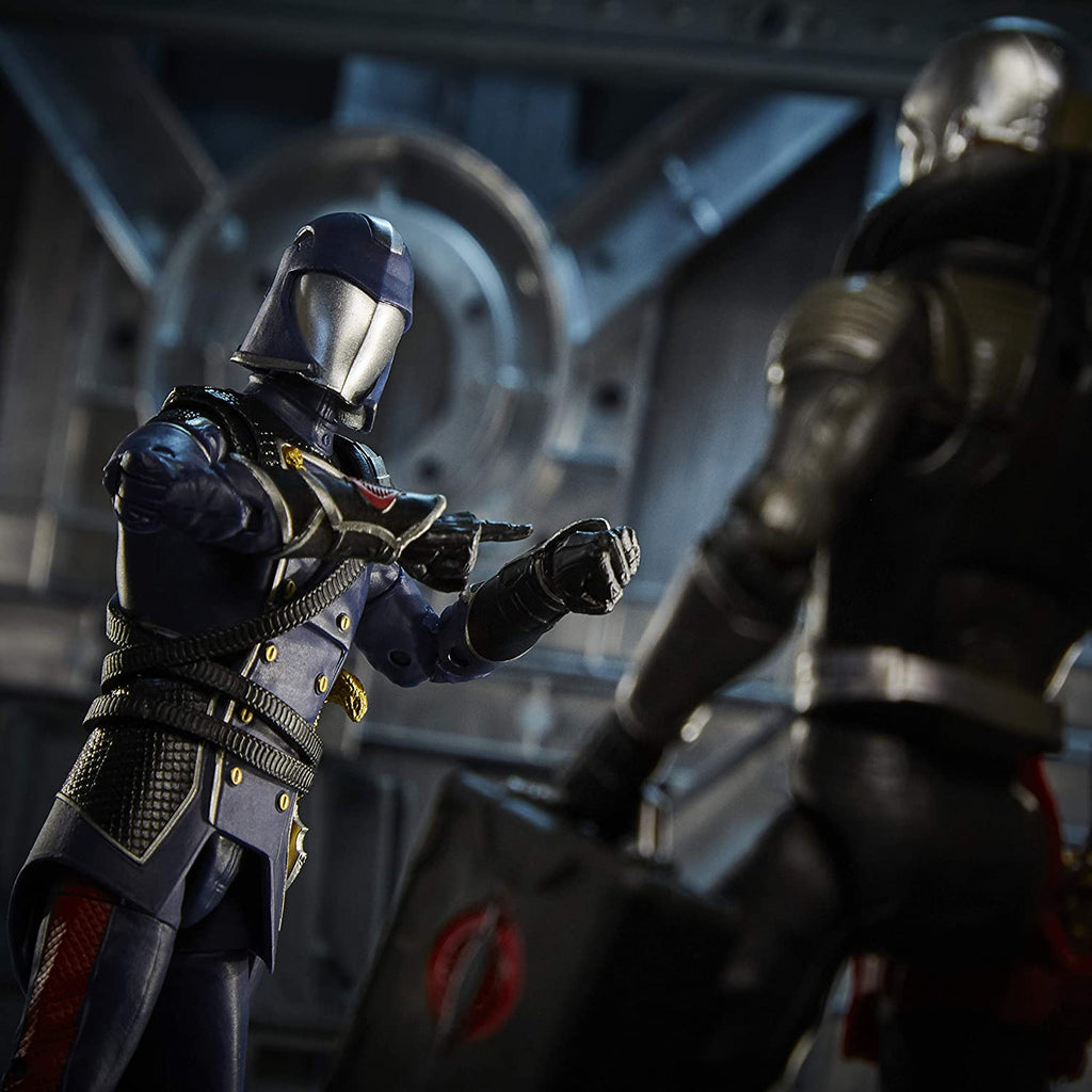 G.I. Joe Classified Series Cobra Commander 6-Inch Action Figures