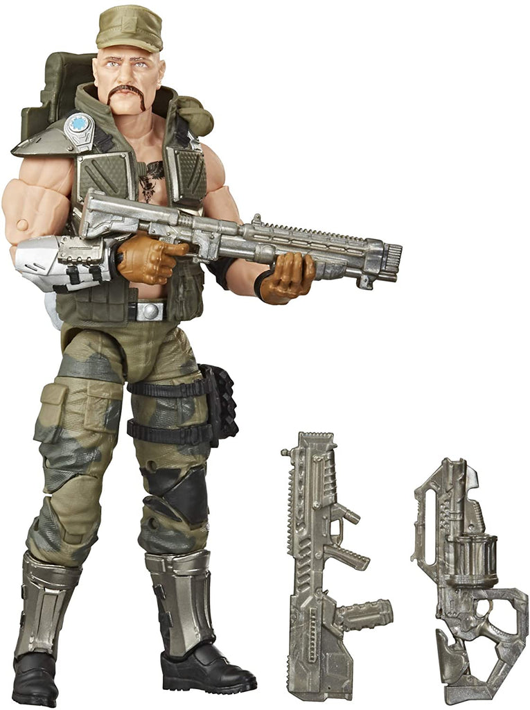 G.I. Joe Classified Series Gung Ho 6-Inch Action Figure 5010993725670