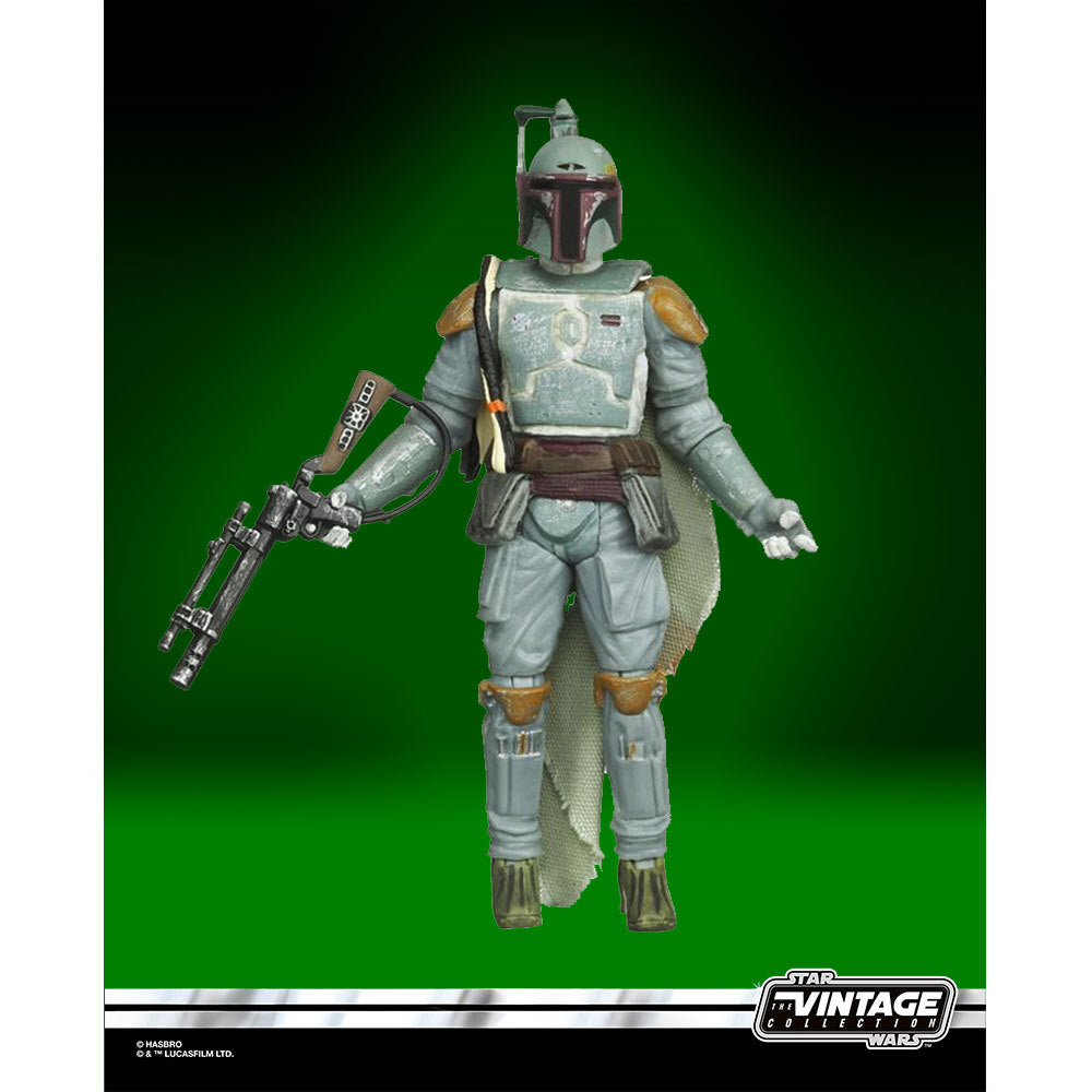 Star Wars The Vintage Collection Boba Fett Figure 3.75 Inches 630509816958