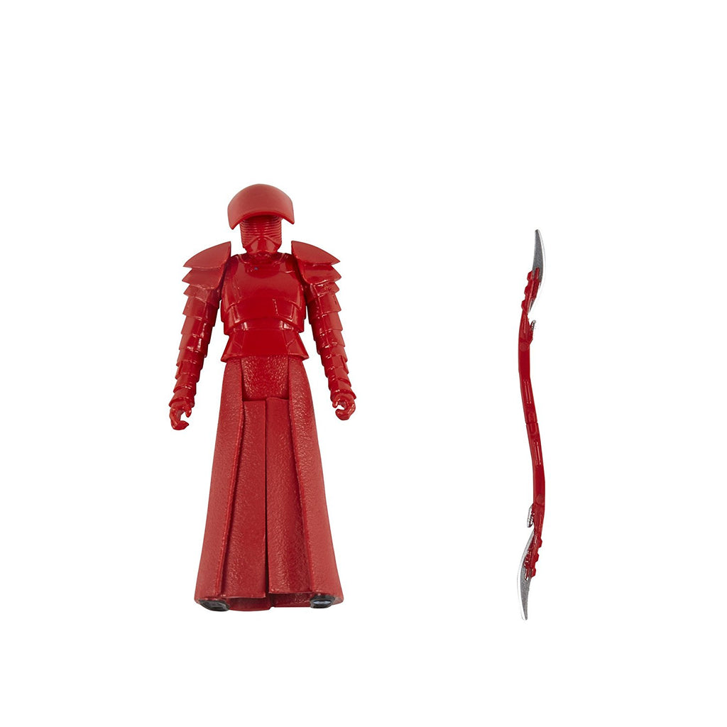 Star Wars: The Last Jedi Elite Praetorian Guard with accessories